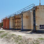 Oilfield tank Demolition, Salvage Buyers - removal Houston TX
