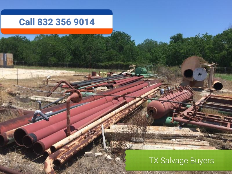 OILFIELD PIPE BUYER HOUSTON TEXAS