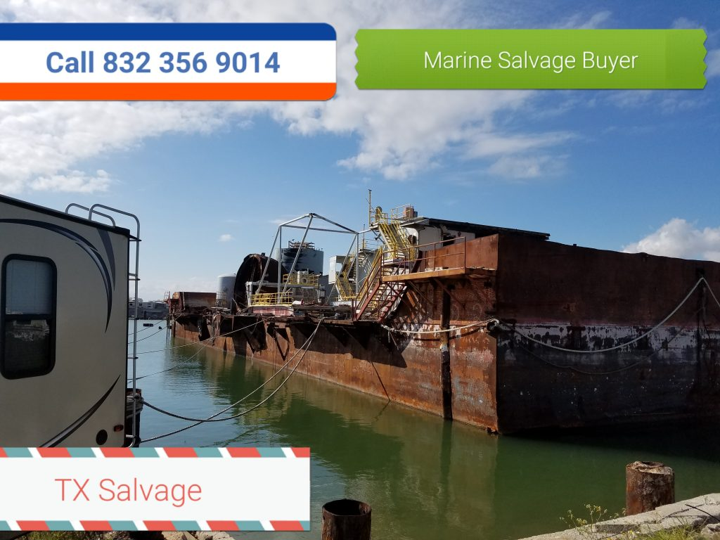 Marine Salvage Houston Texas