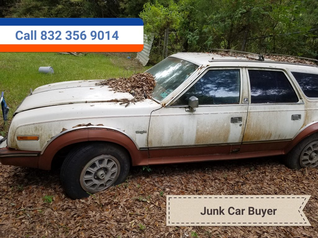 Sell Junk car Pasadena TX