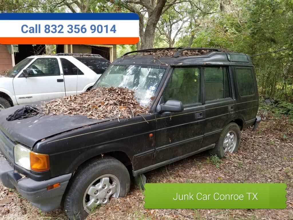 Junk Car Conroe TX.