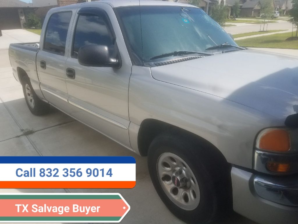 Houston junk car buyers for cash.