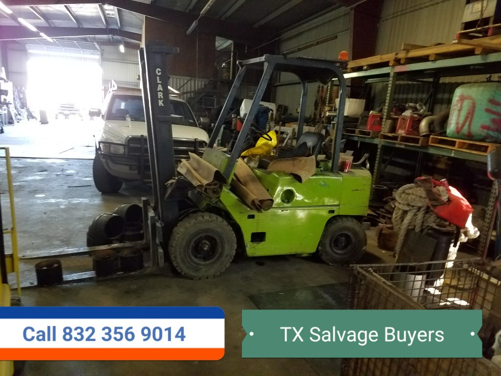 cash for forklifts Fort Worth TX