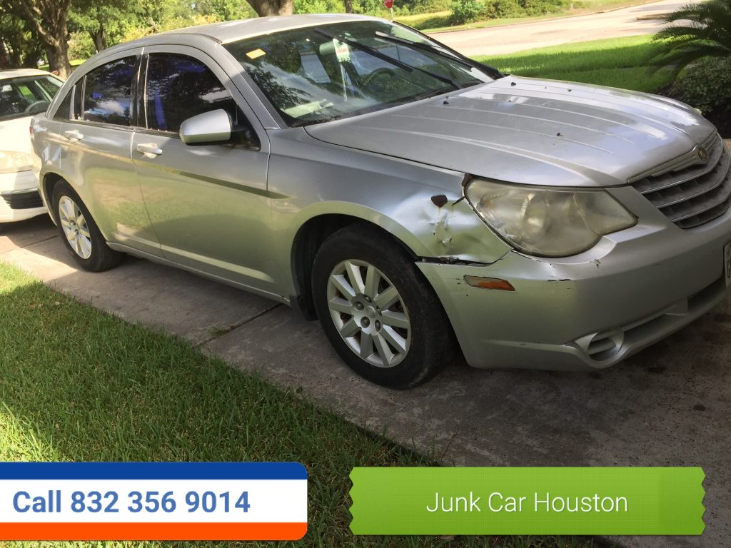 Houston Cash for Junk Cars