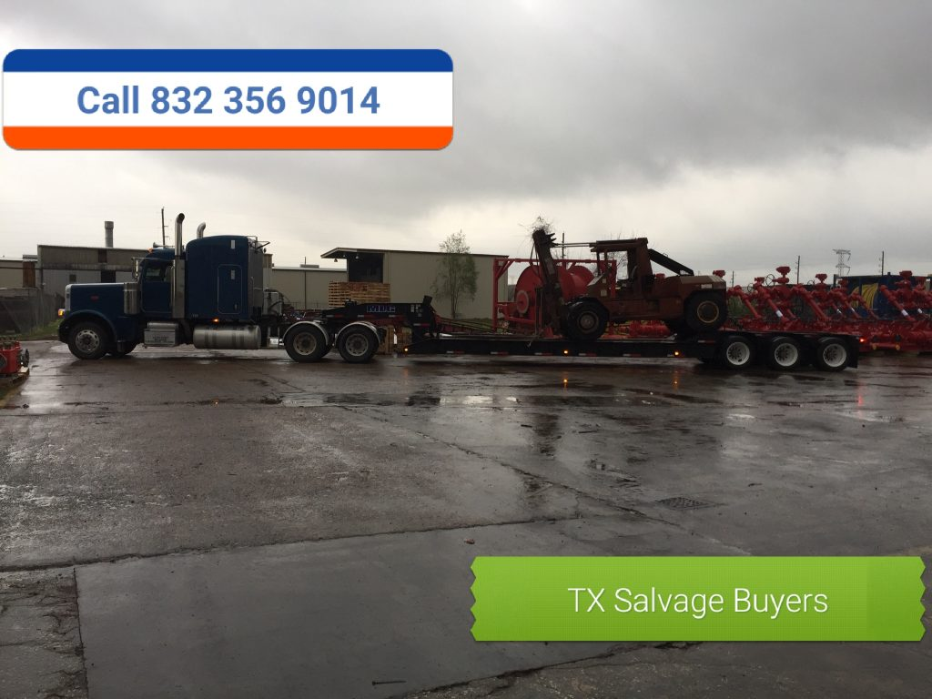 scrap metal buyer - scrap metal trucking - You Call We Haul.