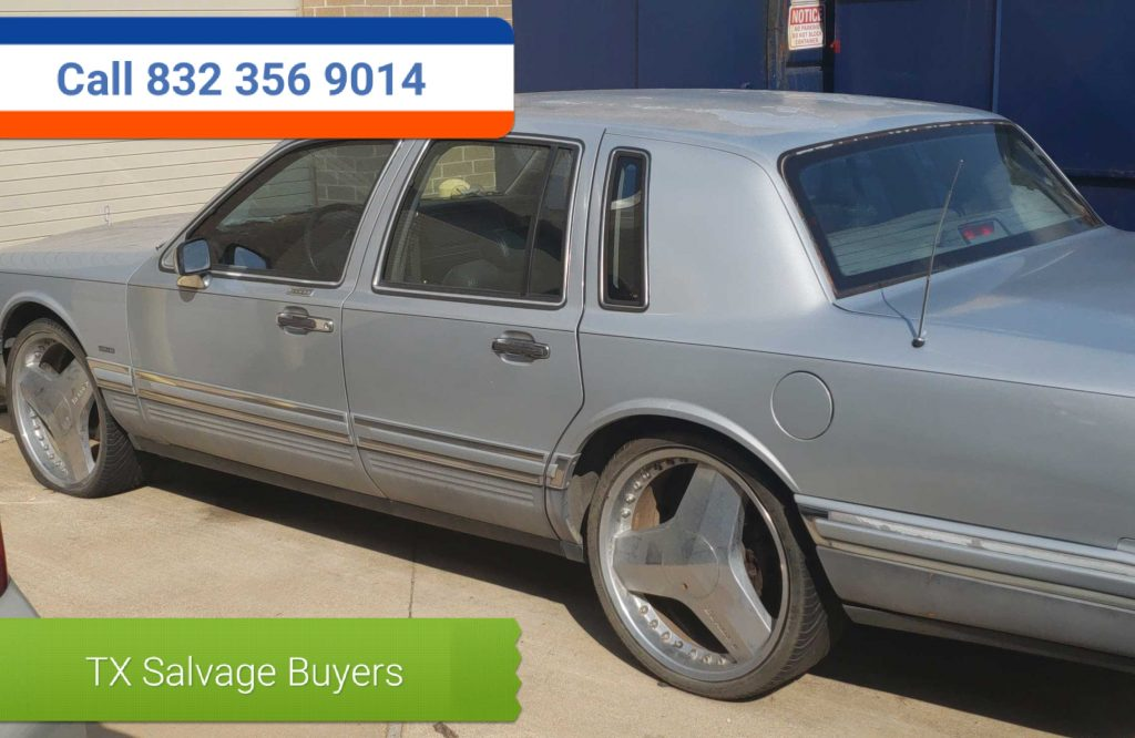 Houston salvage junk car buyers