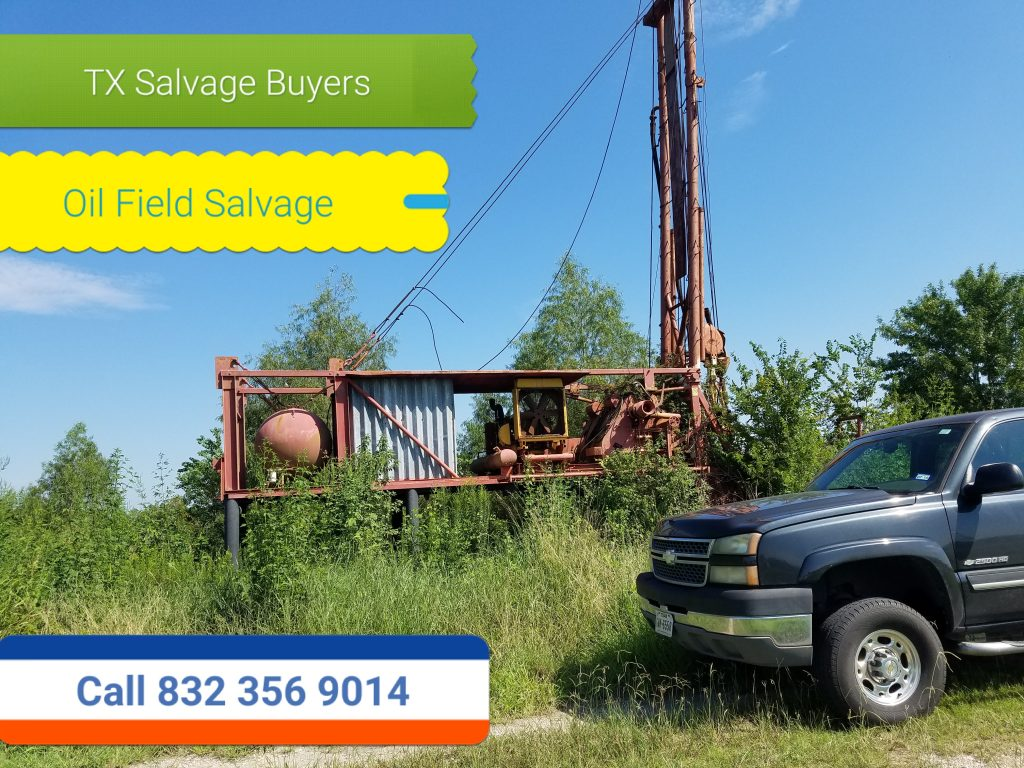 OIL FIELD SALVAGE COMPANY TEXAS