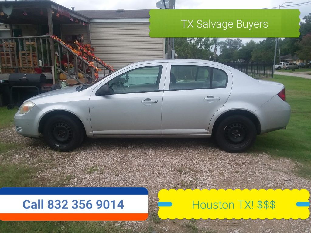 Houston junk car removal for cash