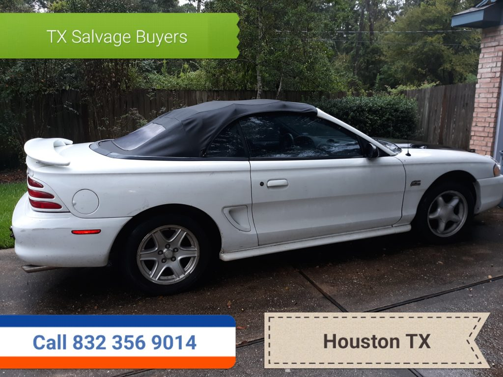 Pasadena Junk Car Buyers - We buy junk cars in Pasadena TX