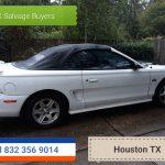 Junk Car Houston Texas