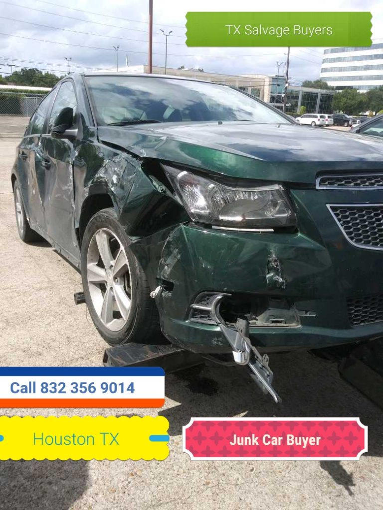 Houston Junk Car Buyers