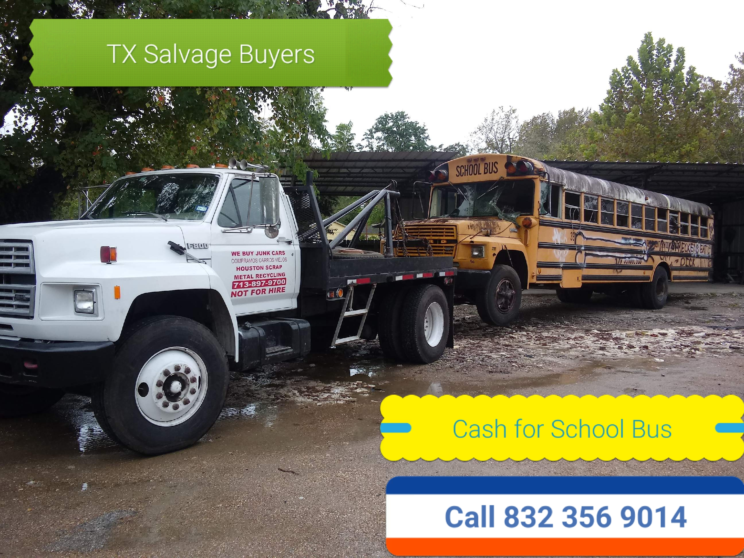 BUS BUYER HOUSTON TX