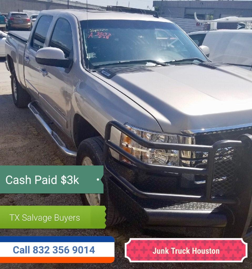 Houston used truck buyer