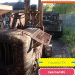 Scrap metal pick up Houston TX