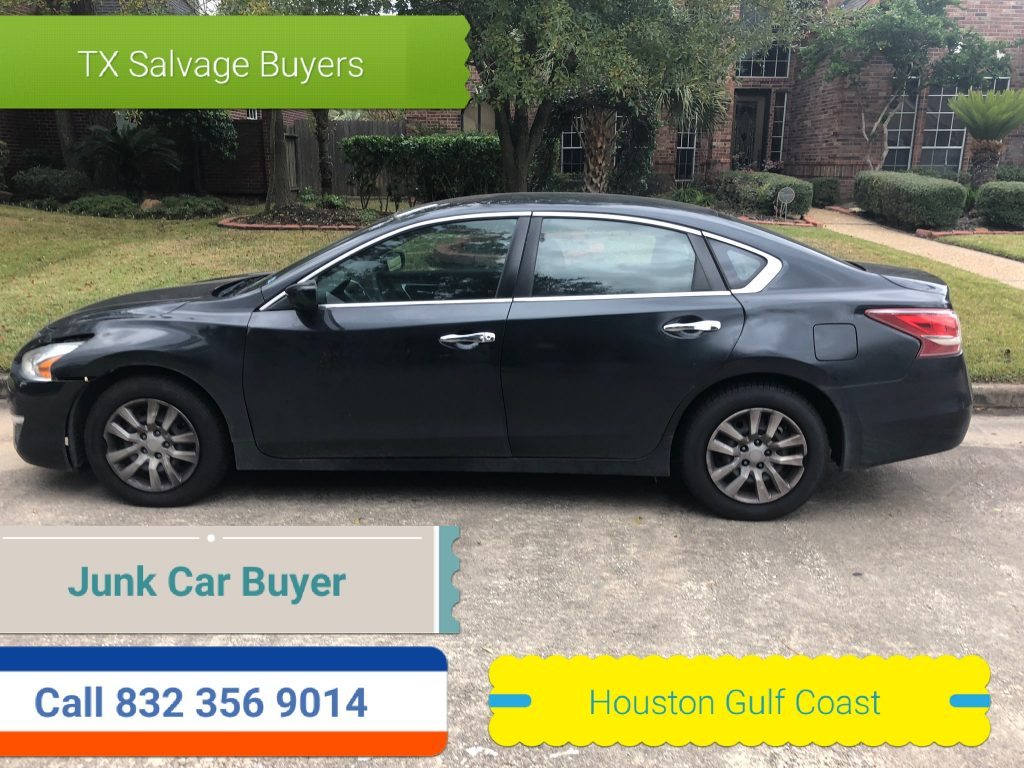 Junk Car Buyers Houston