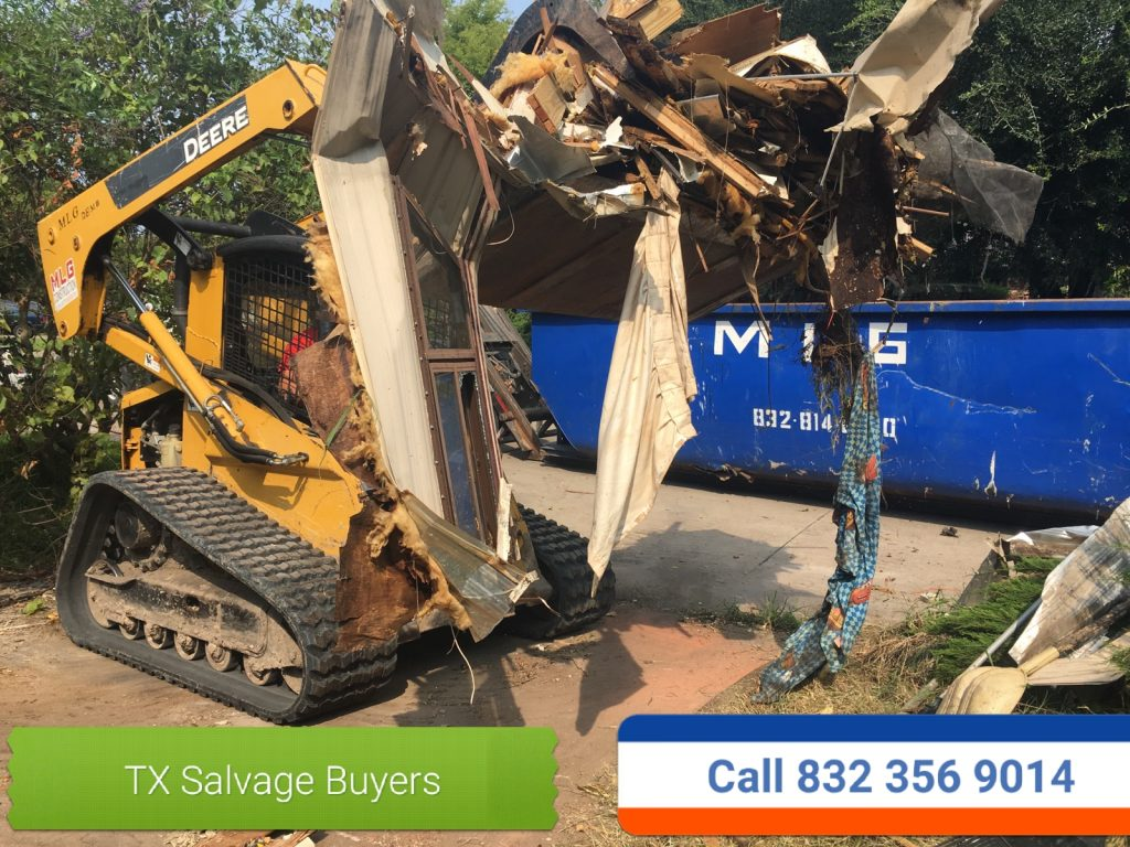 Houston Trash Hauling -