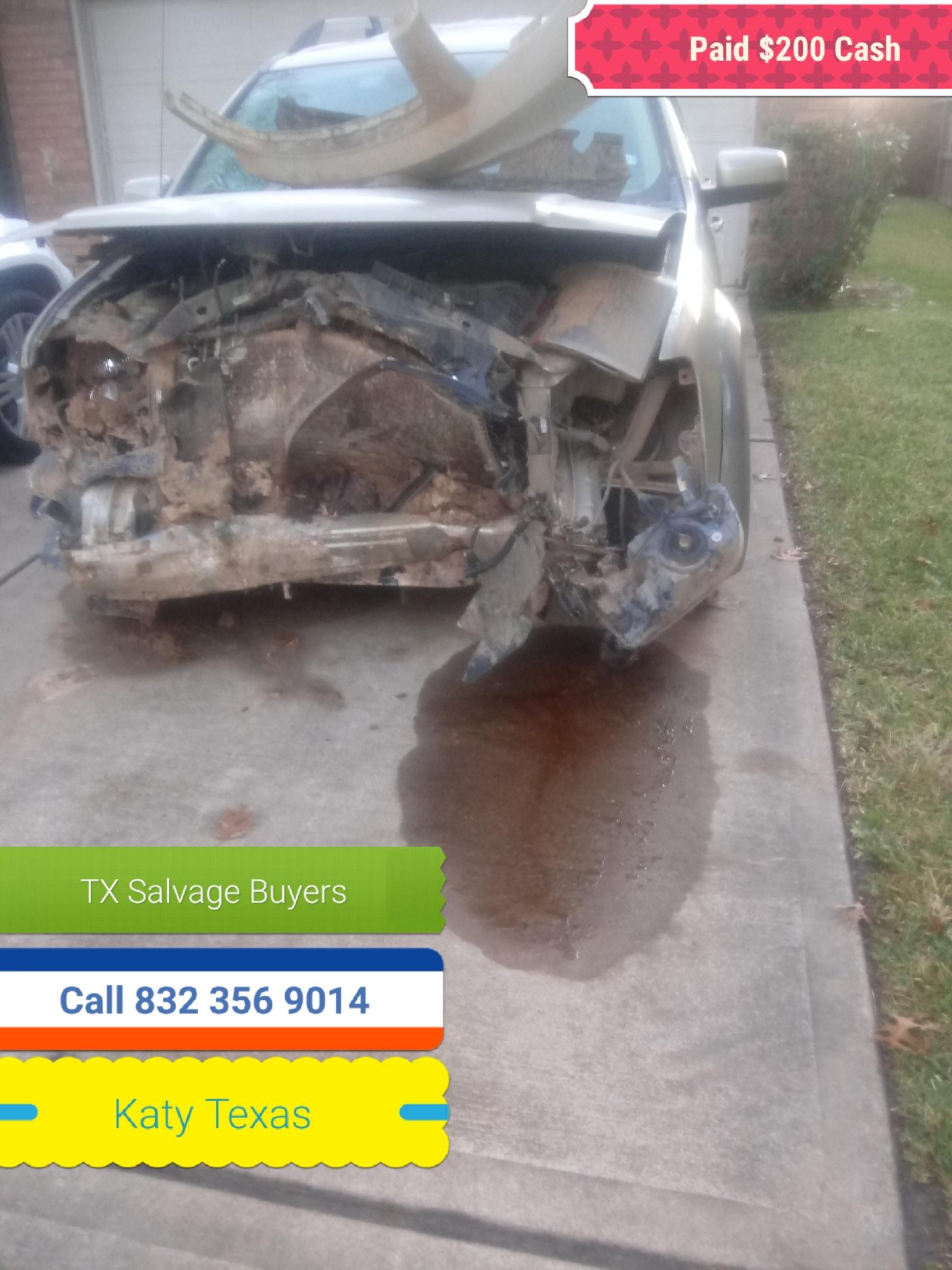 Houston Junk Car