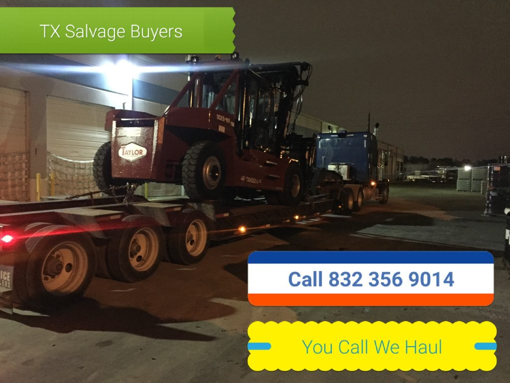 equipment movers Houston TX