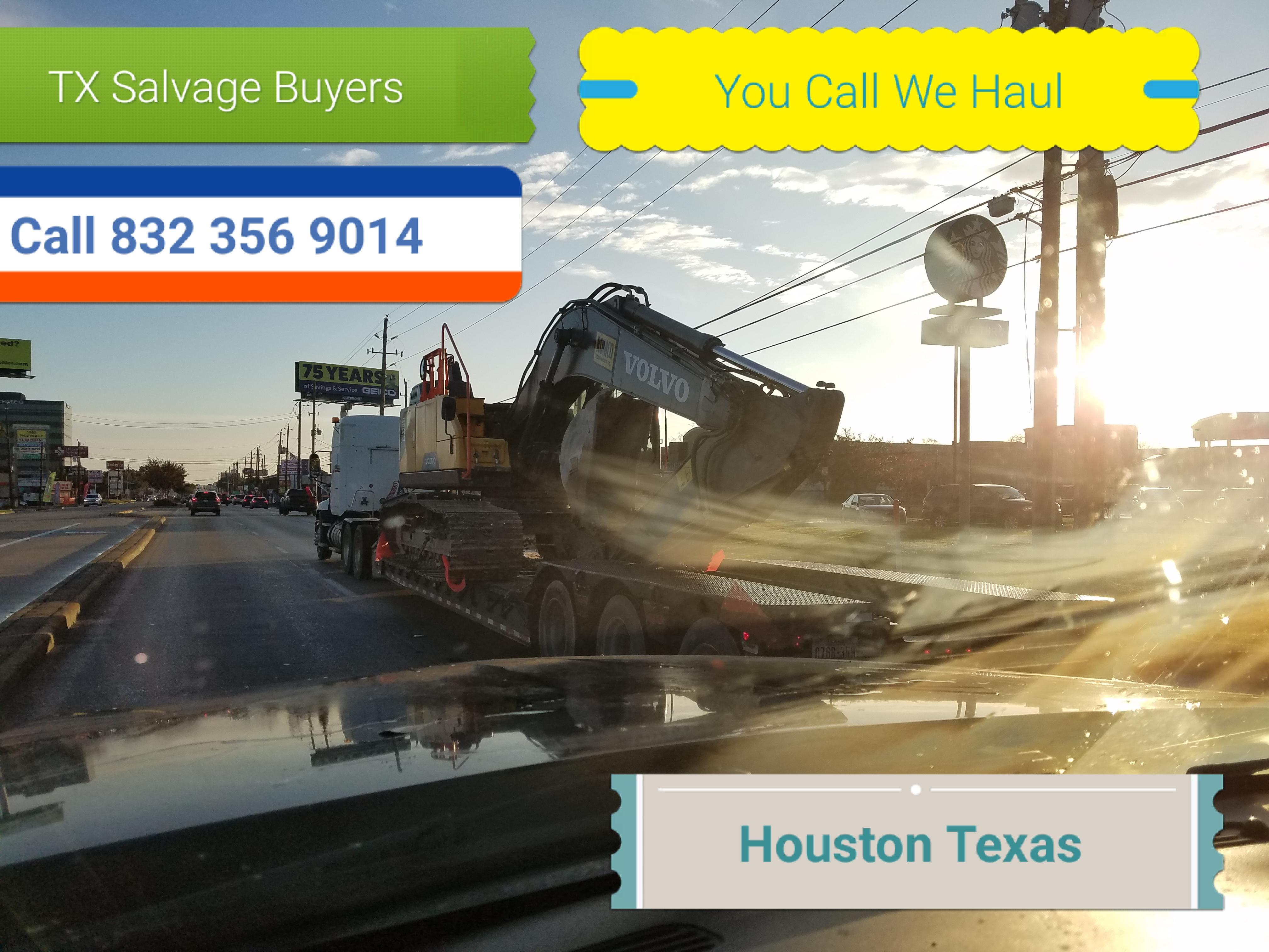 Trucking - Heavy equipment transport