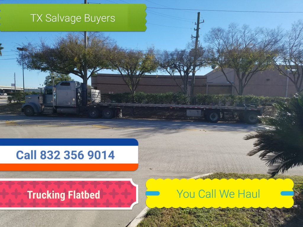 Flatbed Trucking - Flatbed hauling - Houston TX. You Call We haul.