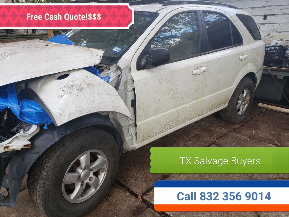 We Buy Junk Cars in Houston TX