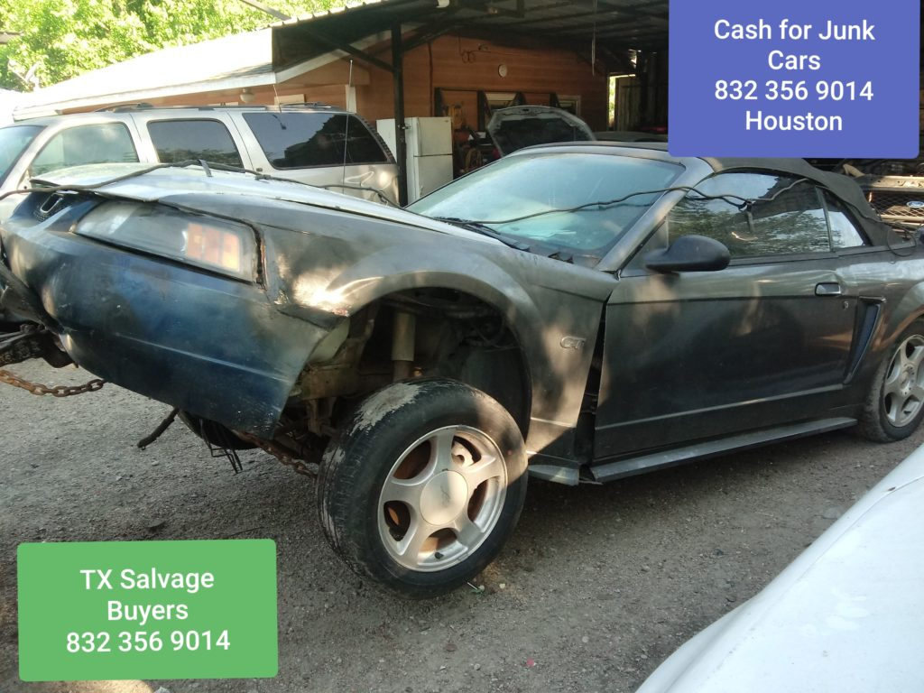 Houston Junk car removal