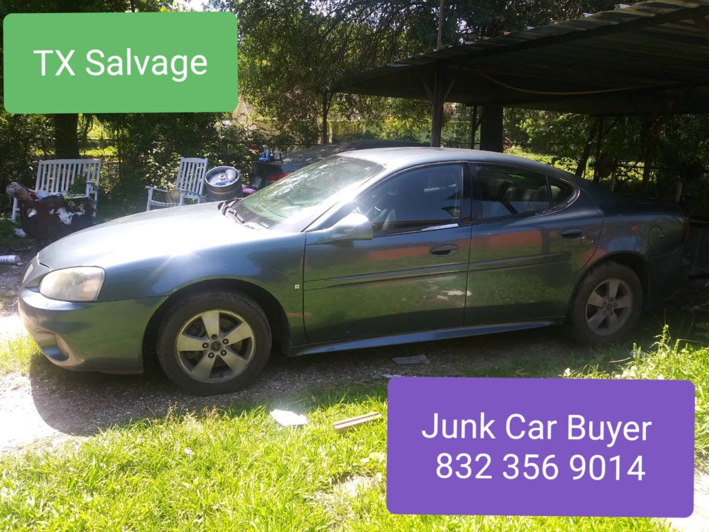 Junk car kingwood TX