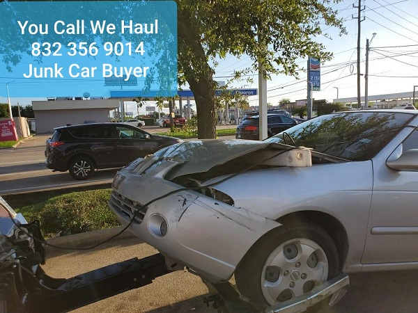Junk car buyers Kingwood texas