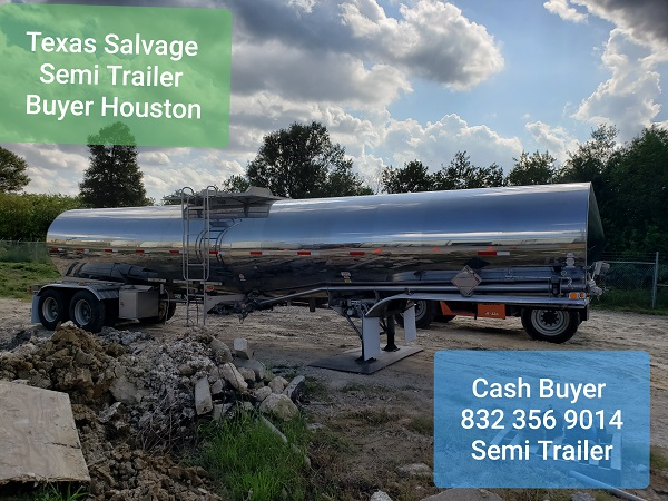 used semi trailer buyer