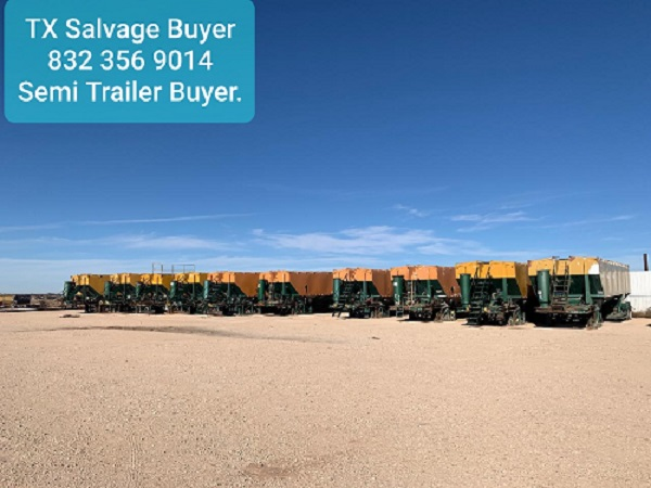 semi trailer buyer