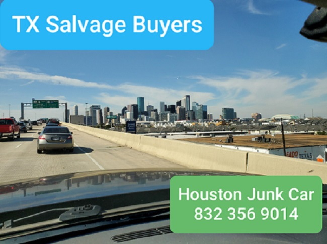 who buys junk cars in Houston TX?