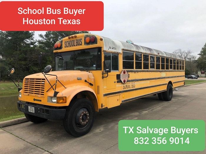 bus buyers Houston tx