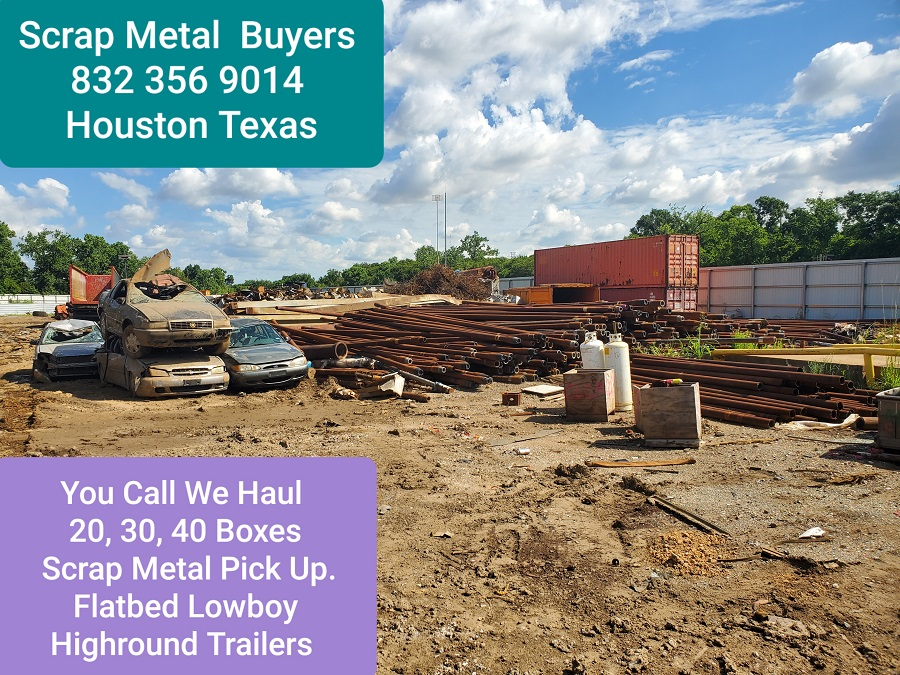 Pipe buyers Houston TX