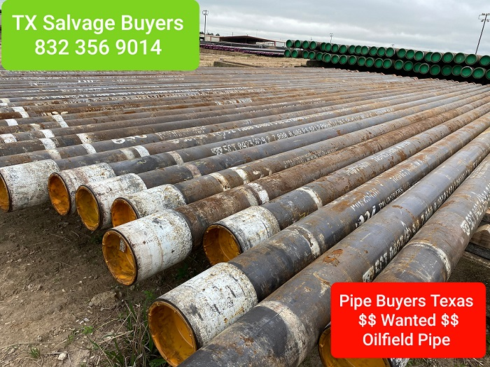 surplus pipe buyers