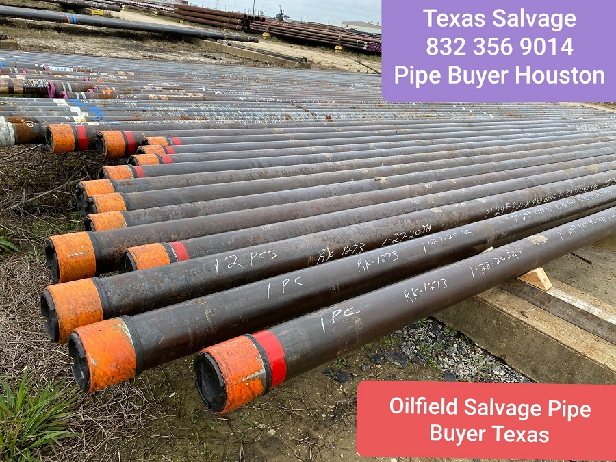 Houston pipe buyers