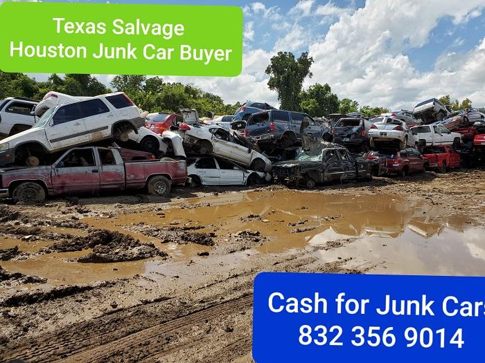 Junk car Pick Up Houston TX