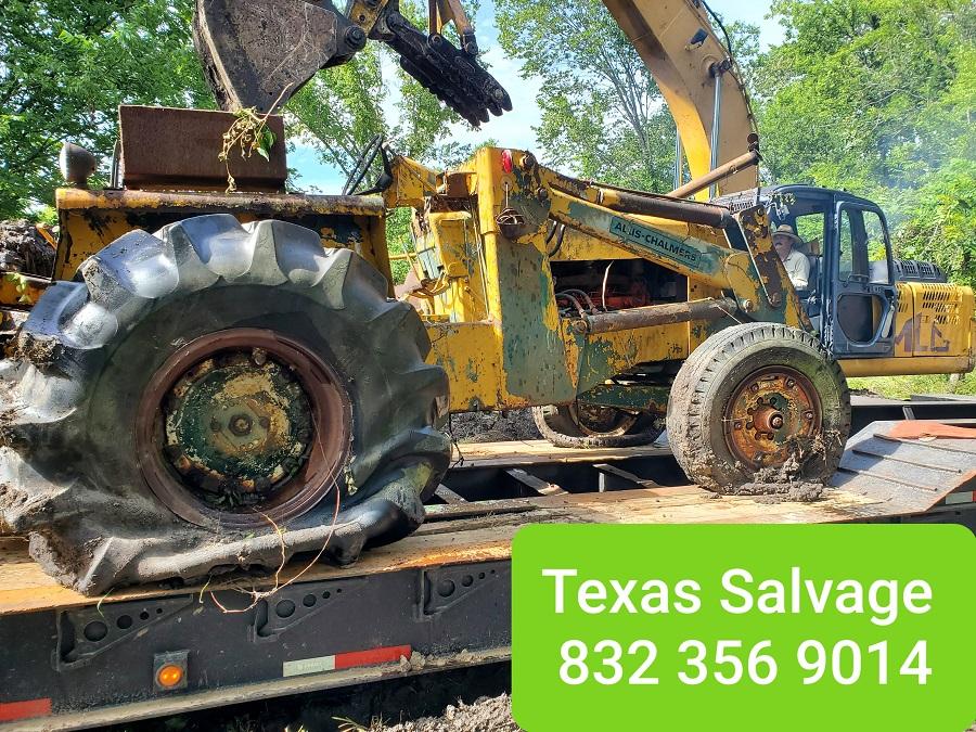 salvage buyer Houston