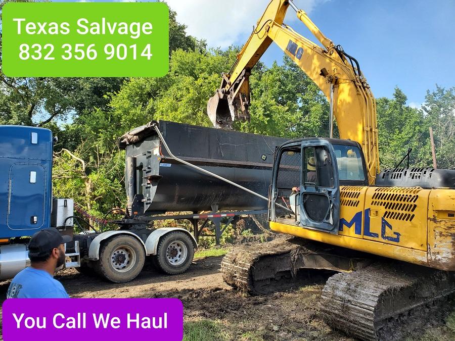 salvage scrap metal buyers