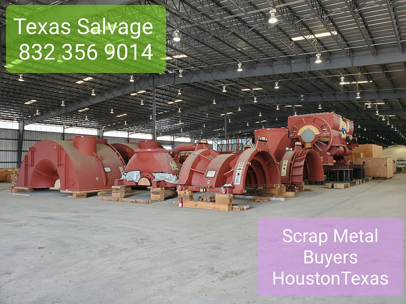Scrap Metal Buyers Houston