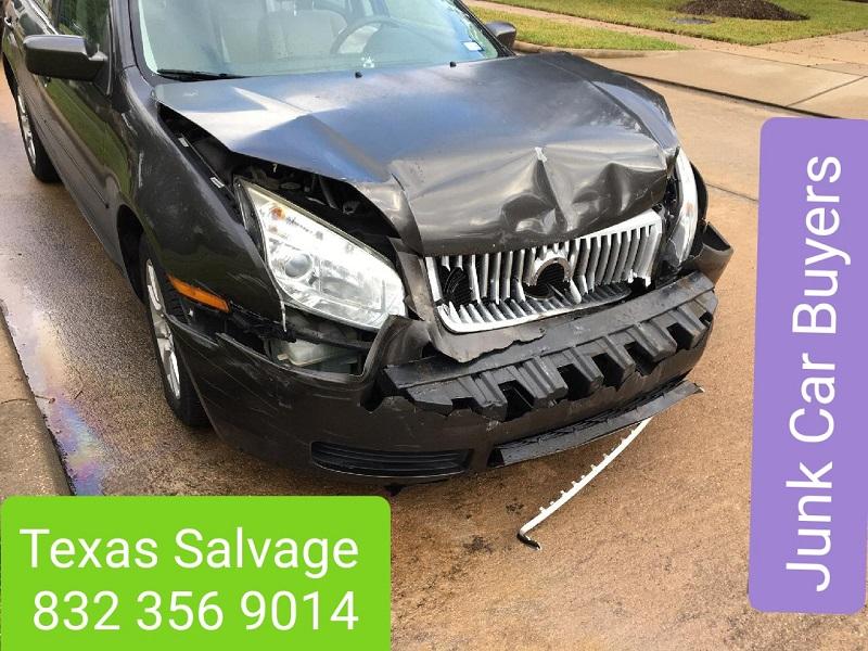 Harris county junk car buyers - Downtown Houston