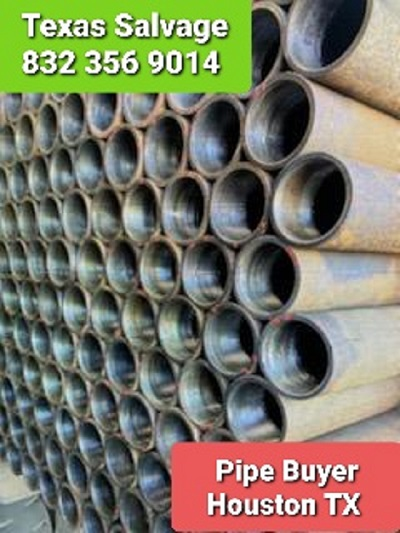Stainless steel pipe buyers Houston TX