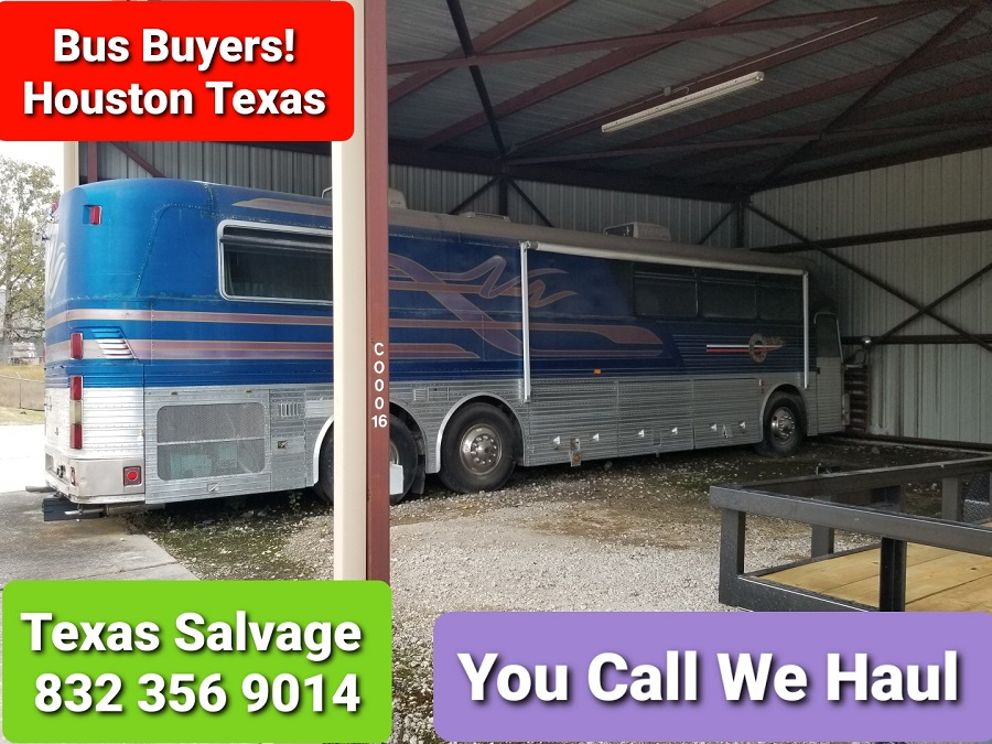 Houston Bus Buyers