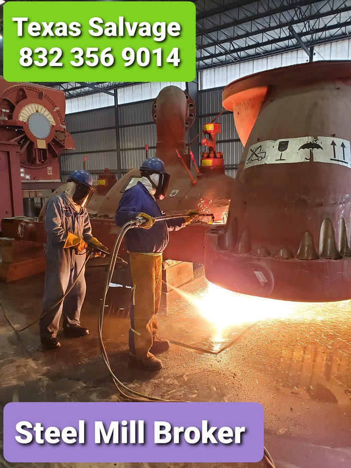 Steel Mill Broker