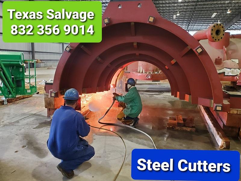 Steel Mill Texas