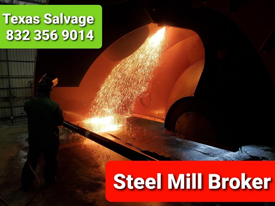 Steel Mill Houston TX