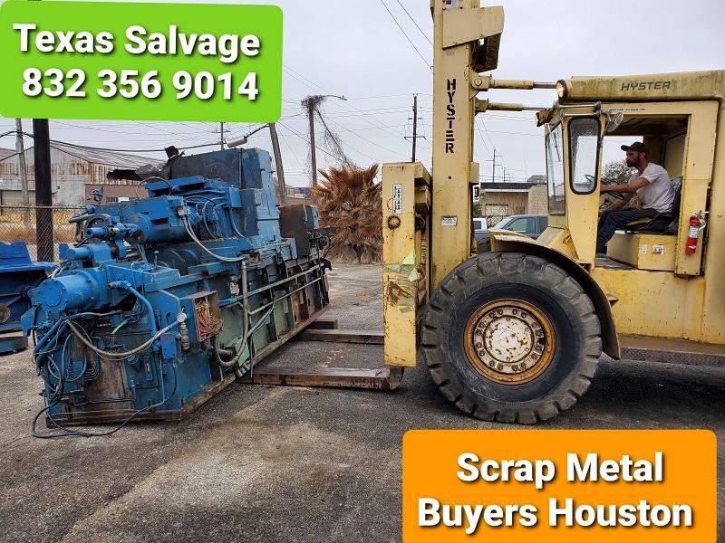 scrap metal Houston