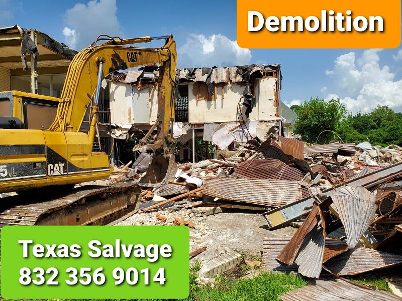 Demolition Pearland TX